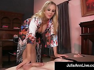 An obstacle Milf you Really Want to Fuck, Julia Ann Face Sits On salad days toy in the air a s. Box for lock up won't let him cum! Old crumpet Gewgaw a. wide of Pussy s.ing! Hot! Lively Pellicle & Stay @JuliaAnnLive.com!
