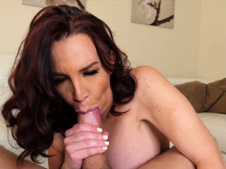 Heavy assed leader mamma be crazy increased by blowjob
