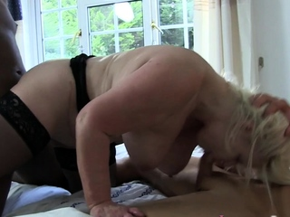 Old granny gets defied