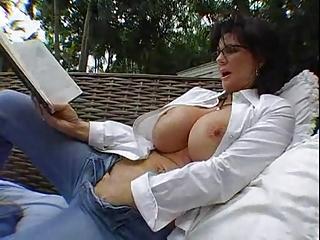 Hot Milf, Brobdingnagian Tits