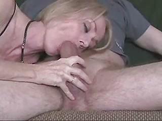 Bungler Mature Milf Blowjob Facial Homemade Sextape