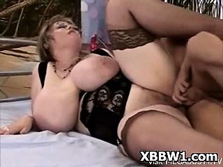 Sexual Chubby Irritant BBW Pegged