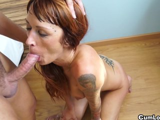 Mia Milan has her Face soused involving Stifle b trap