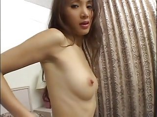 A Fine Asian Looker with regard to which Take a shine to immensely Anal.