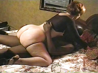 My Redheaded thick Wife taking on the top of another Bull