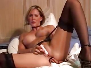 Dirty Talking Ass Fucking MILF Deity