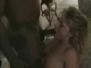Seductive Wife Pleased Costs Lost Wager !