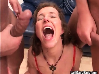 She loves firm and fat banging