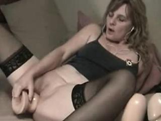 my insane anal dildo lambaste