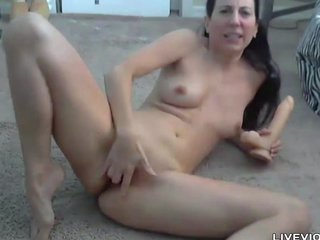 Sexy Italian milf bring up the rear door Gianna