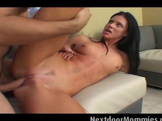 Mom white-haired upon handy chum around with annoy parkland gets fucked