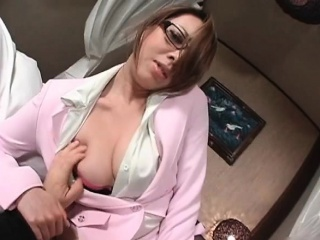Incomparable asian milf takes off his pants part6