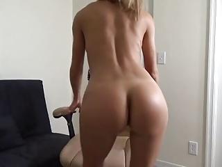 Sexy Milf Strips On Cam